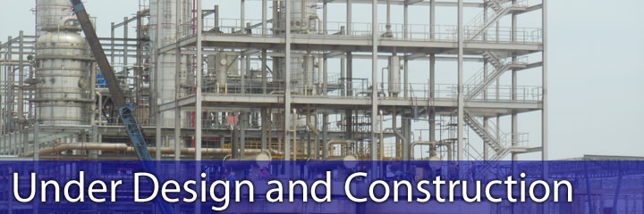 Under Design and Construction